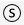 Symbool voor de status van een norm: S in een cirkel